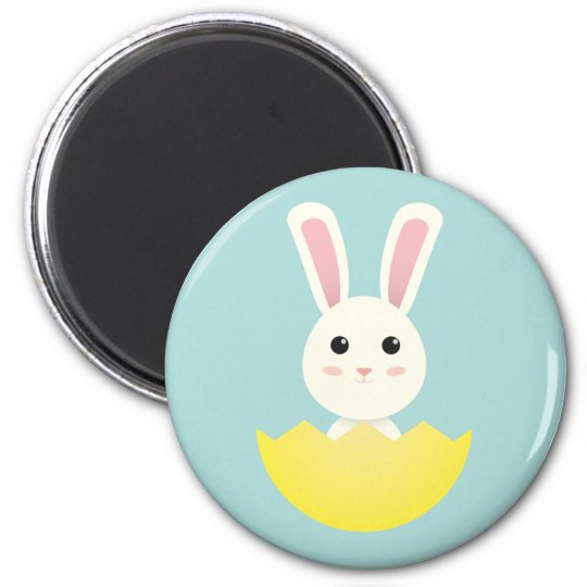 The Easter Bunny I Magnet