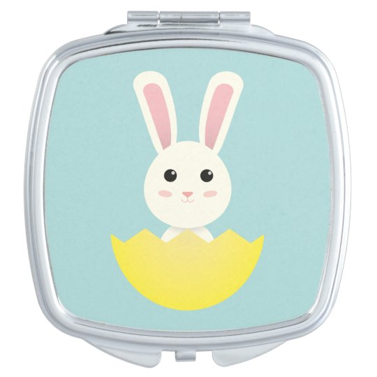 The Easter Bunny I Mirror For Makeup