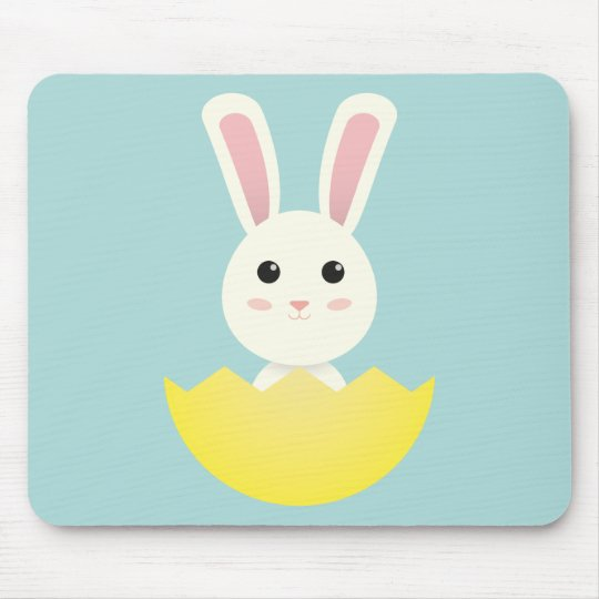 The Easter Bunny I Mouse Pad