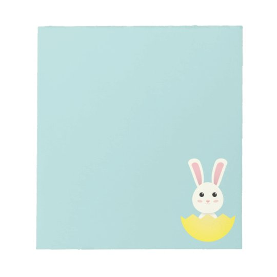The Easter Bunny I Notepad