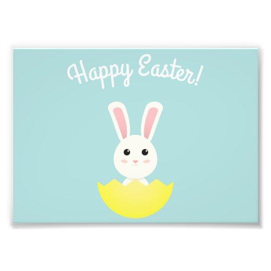 The Easter Bunny I Photo Print