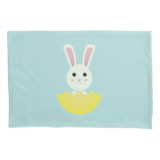 The Easter Bunny I Pillowcase