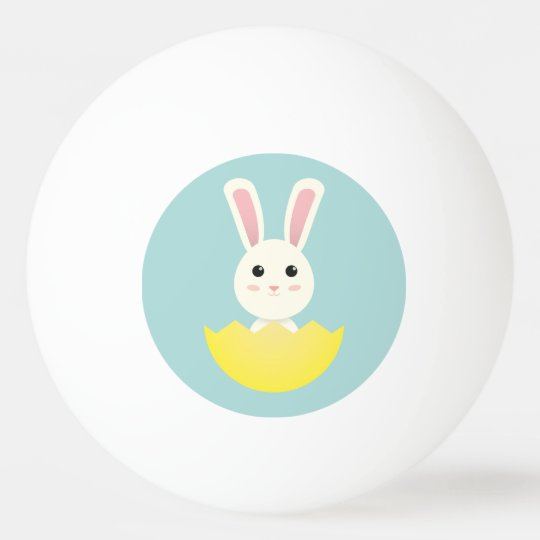 The Easter Bunny I Ping Pong Ball