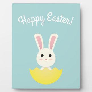 The Easter Bunny I Plaque