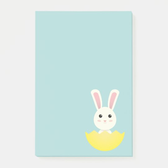 The Easter Bunny I Post-it Notes