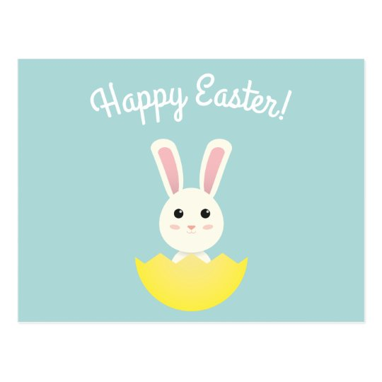 The Easter Bunny I Postcard