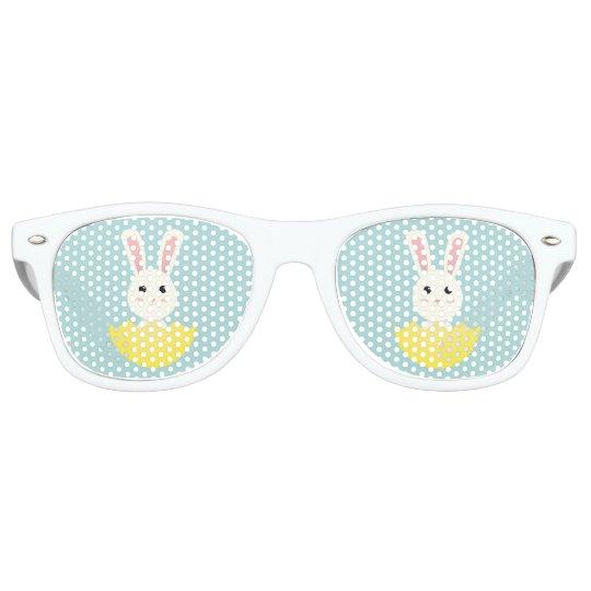 The Easter Bunny I Retro Sunglasses