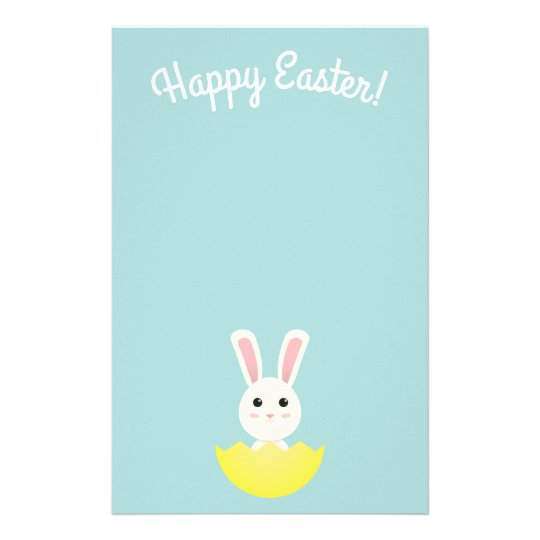 The Easter Bunny I Stationery
