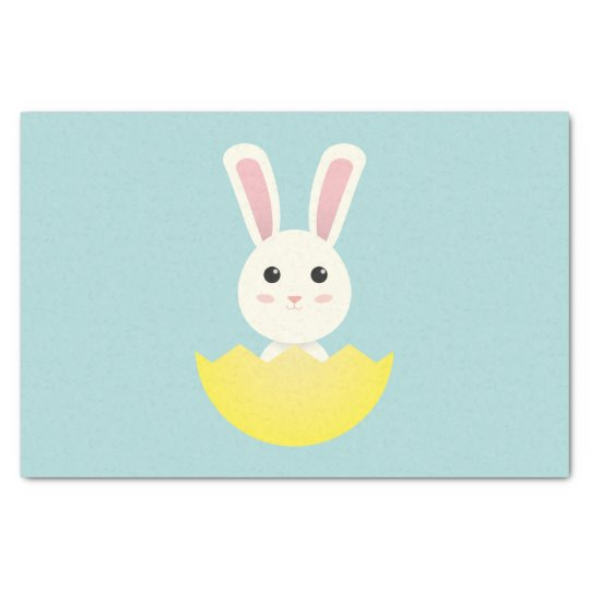 The Easter Bunny I Tissue Paper