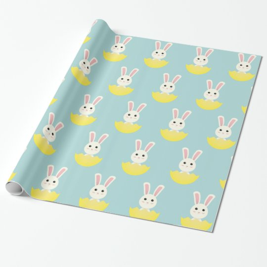The Easter Bunny I Wrapping Paper