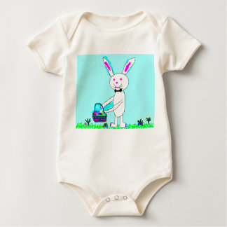 The Easter Bunny T-Shirt-baby Baby Bodysuit