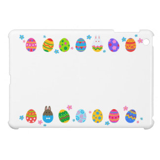 < The Easter egg and rabbit side it lines up, iPad Mini Case