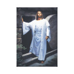 The Easter Story Wrapped Canvas Canvas Print