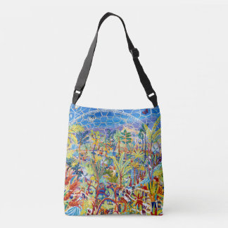 The Eden Project reusable bag by artist John Dyer