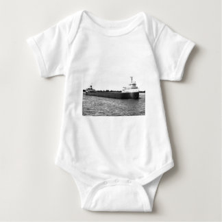 The Edmund Fitzgerald on the St. Clair River T-shirts