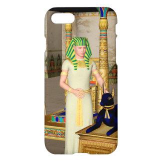 The egyptian god, Anubis iPhone 7 Case