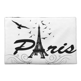 The Eiffel Tower Travel Accessories Bags