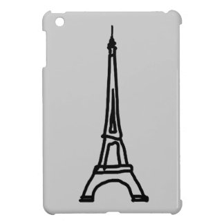The Eiffel Tower Case For The iPad Mini