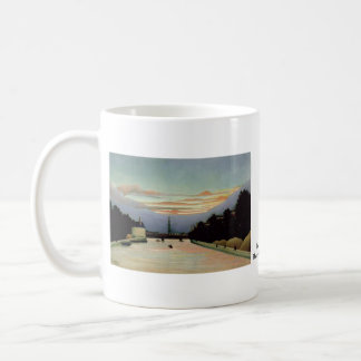 The Eiffel Tower Henri Rousseau 1898 Coffee Mug
