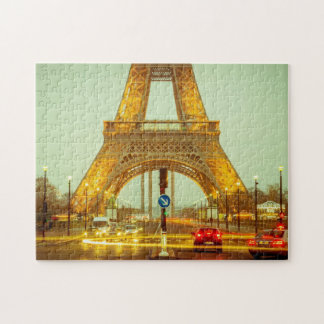 The Eiffel Tower Jigsaw Puzzle