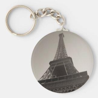 The Eiffel Tower Keychain