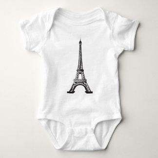 The Eiffel Tower (Live) Baby Bodysuit