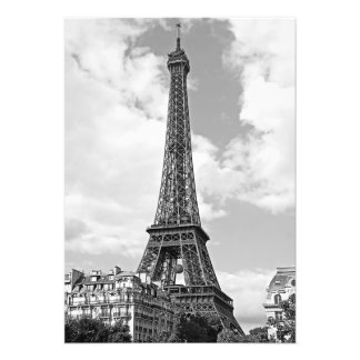 The Eiffel Tower Photo Print