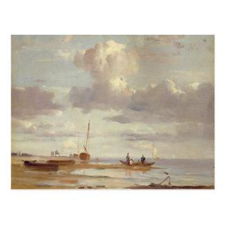 The Elbe at Blankenesee Postcard