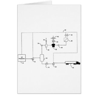The Electric Generator Style Greeting Card