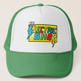 The Electric Shop (green) Trucker Hat