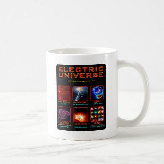 The Electric Universe Basic White Mug