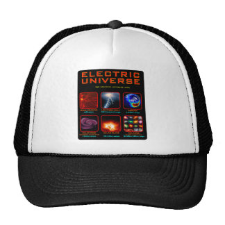 The Electric Universe Cap