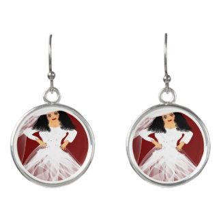 """""""The Elegant Ladies"""" Earrings"""