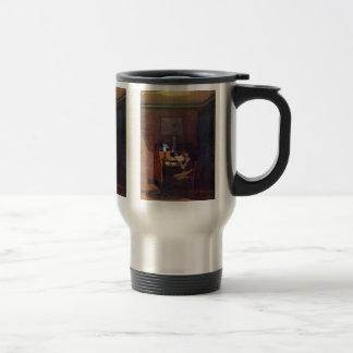 The Elegant Reader By Kersting Georg Friedrich Coffee Mugs