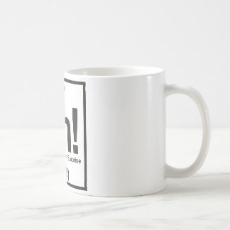 The Element of Surprise Coffee Mug