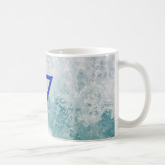 The Element Water Symbol Coffee Mug