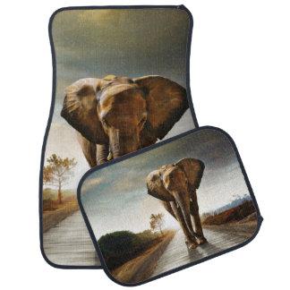 The Elephant Car Mat