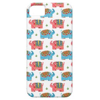 The Elephant Pattern iPhone 5 Cover