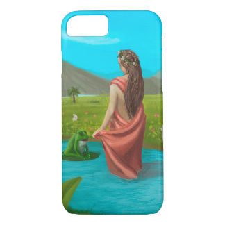 The Elf and the Frog iPhone 7 Case
