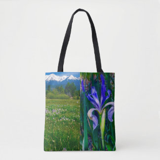 The Elk Horn Tote Bag