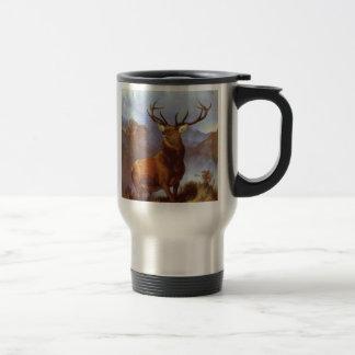 The Elk Coffee Mugs
