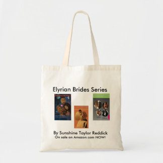 The Elyrian Brides Tote