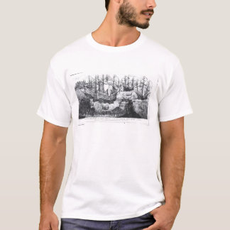 The Embarkation of Henry VIII  at Dover T-Shirt