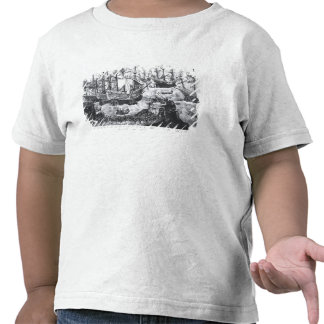 The Embarkation of Henry VIII  at Dover Tee Shirts