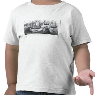 The Embarkation of Henry VIII  at Dover Shirt