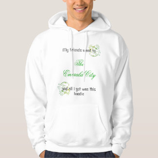 The Emerald City Hoodie