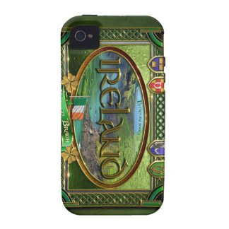 The Emerald Isle iPhone 4 Case