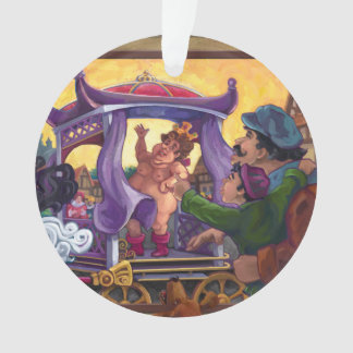The Emperor's New Clothes Art Ornament