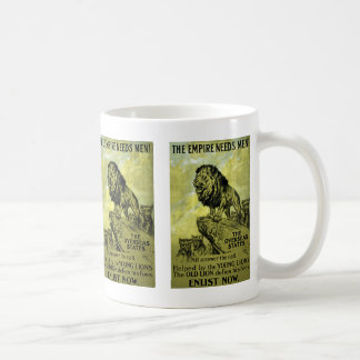 The Empire Needs Men Basic White Mug