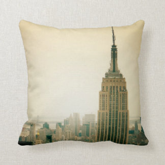 The Empire State Building Cushion